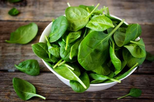 Шпинат: польза, вред, рецепты блюд
