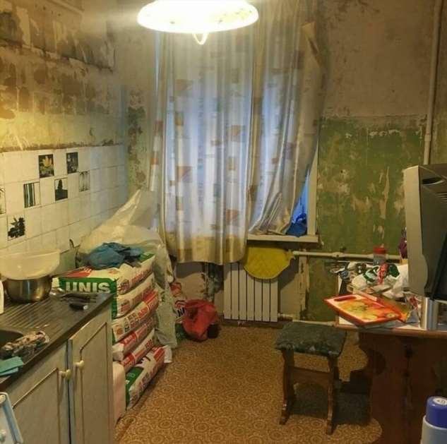 Стиль, красота и комфорт: супруги сделали ремонт маленькой кухни своими руками, результат оказался превосходным