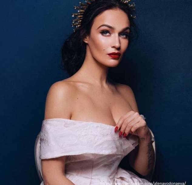Алена Водонаева озверела от того, что Иван Охлобыстин нарушил карантин