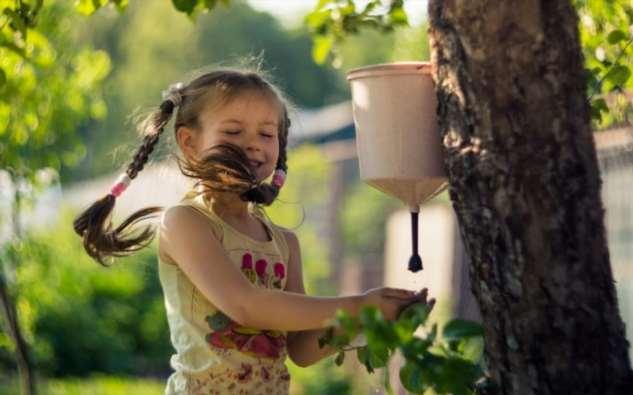 Очень важно руки мыть: несколько отличных идей умывальников для участка
