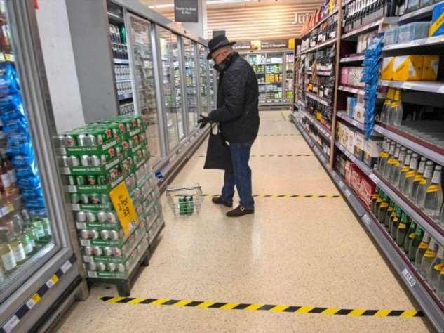 Как не заразиться коронавирусом в магазине