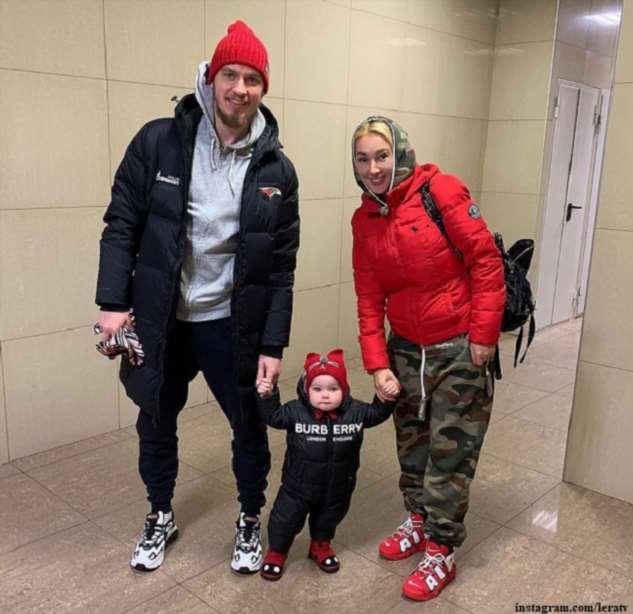 Лера Кудрявцева показала успехи своей дочери Маши
