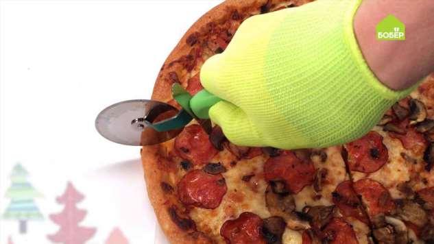 Что такое нож для пиццы и как его использовать