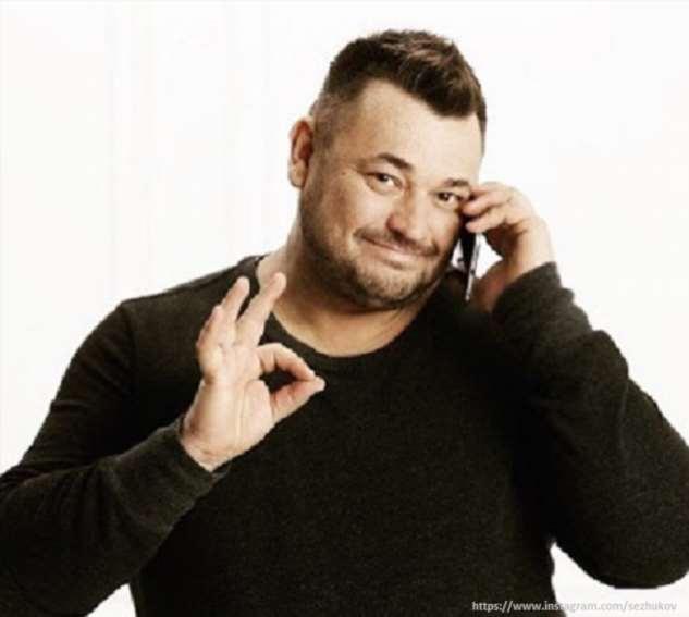 Сергей Жуков сумел похудеть на десять килограммов