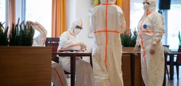 Вирусологи из Германии подвергли сомнению возможность заражения коронавирусом в общественных местах