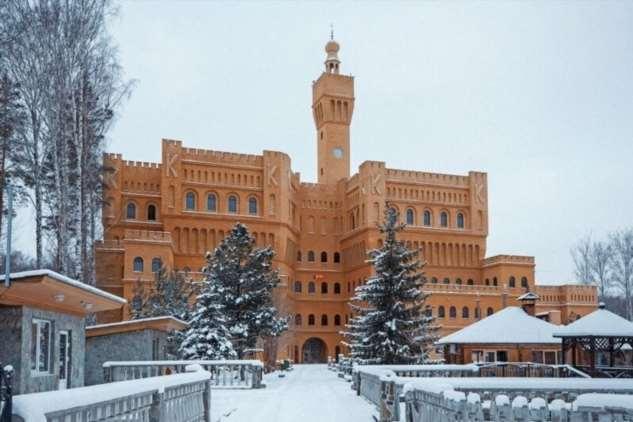 Желтый замок наУрале подешевел на140слишним миллионов рублей