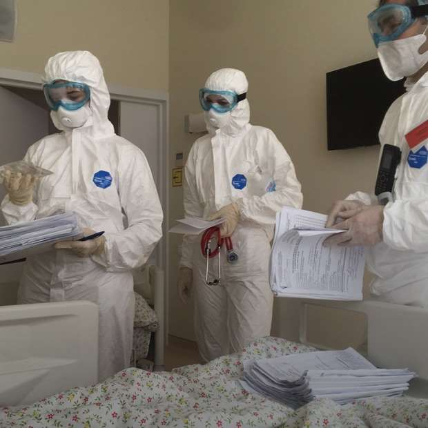 «Как я лечился от коронавируса в Коммунарке»