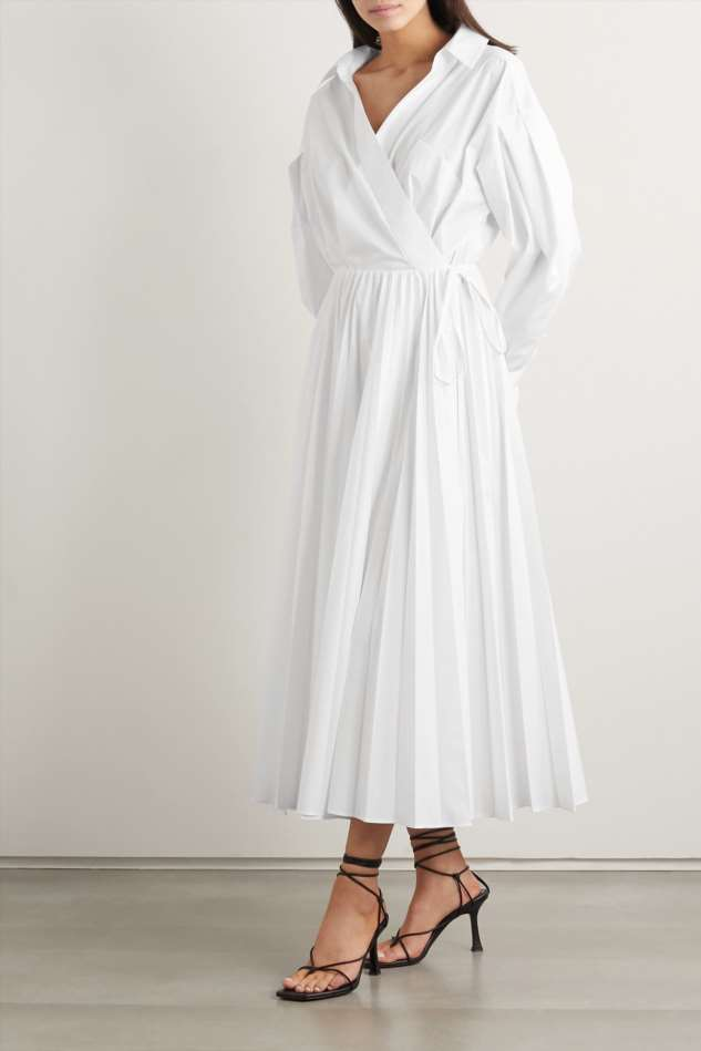 15 Белых хлопковых платьев на лето 2020