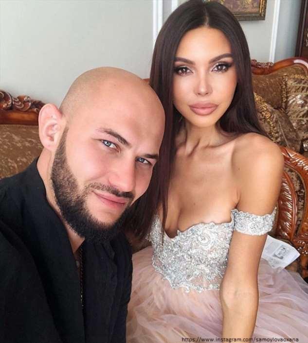 Оксана Самойлова зарегистрировала заявление о разводе