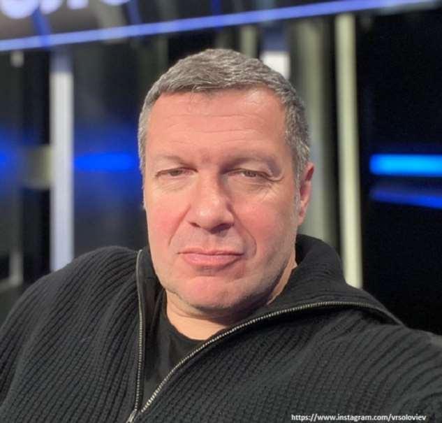 Владимир Соловьев рассказал, почему купил дом не в Крыму, а в Италии