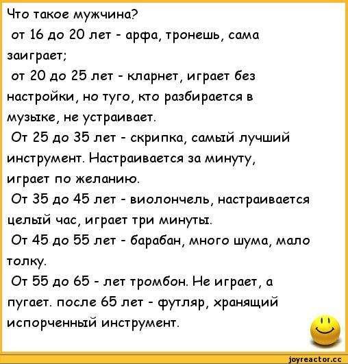 Анекдоты для женщин. Женский юмор. Подборка krashevseh-krashevseh-22020501052020-17 картинка krashevseh-22020501052020-17