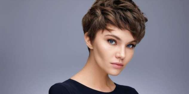 Как сделать короткую стрижку с тонкими волосами и выглядеть роскошно