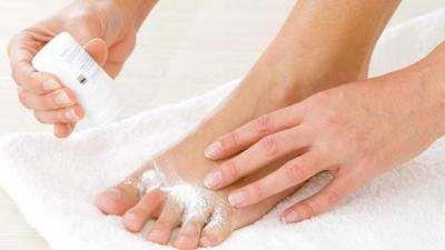Устранение неприятного запаха ног