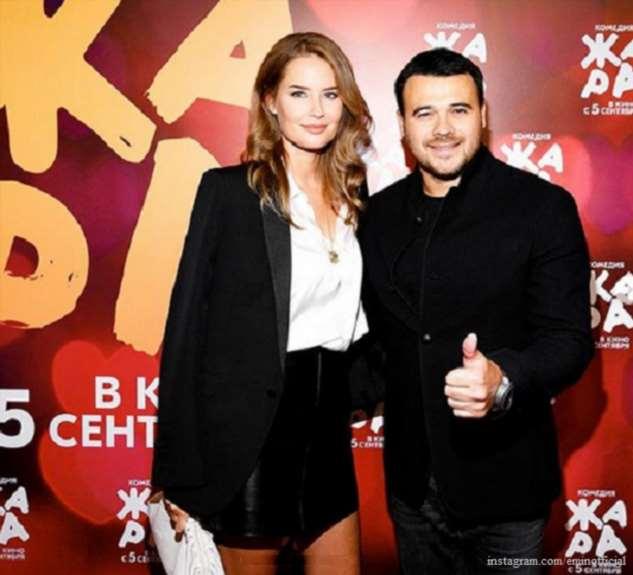 Эмин Агаларов не переживает по поводу своего развода