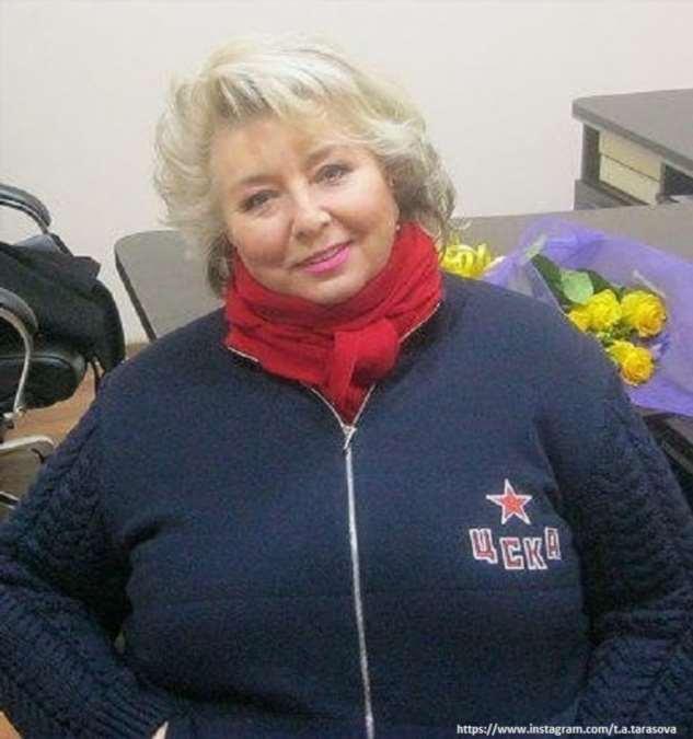 Татьяна Тарасова оскорбила Ирину Роднину, назвав «дурой законченной»