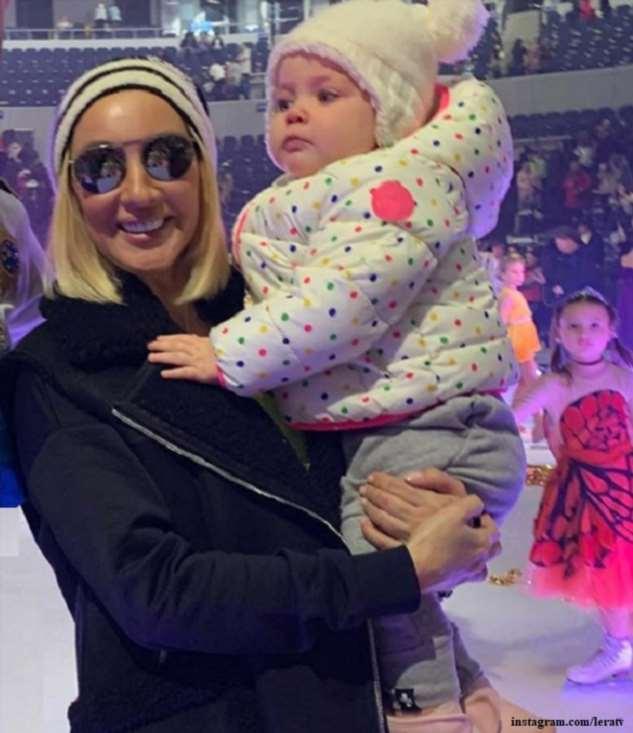 Лера Кудрявцева удивляется, насколько умная у нее дочь