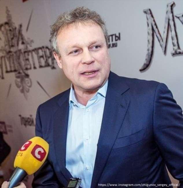 Сергей Жигунов судится с судебными приставами