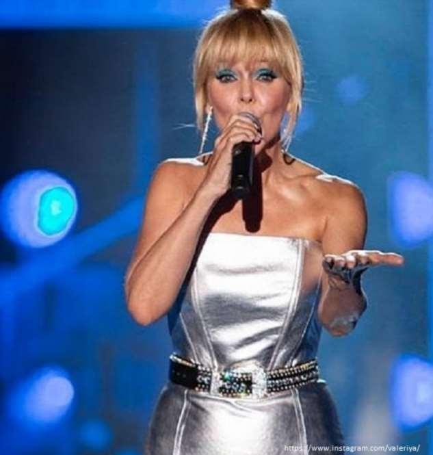 Обнаженная певица Валерия вызвала бурю обсуждений