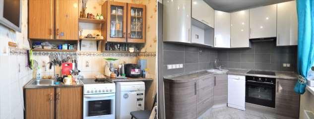 Ремонт кухни всего за 3 зарплаты: реальные цены из магазинов, живу одна