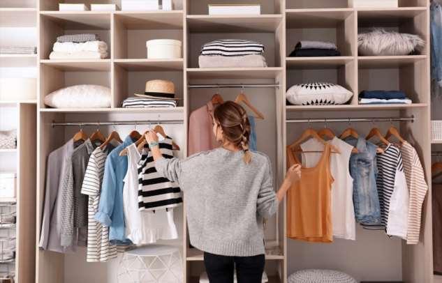 Как оптимизировать старый шкаф с неудачной планировкой, не покупая новый