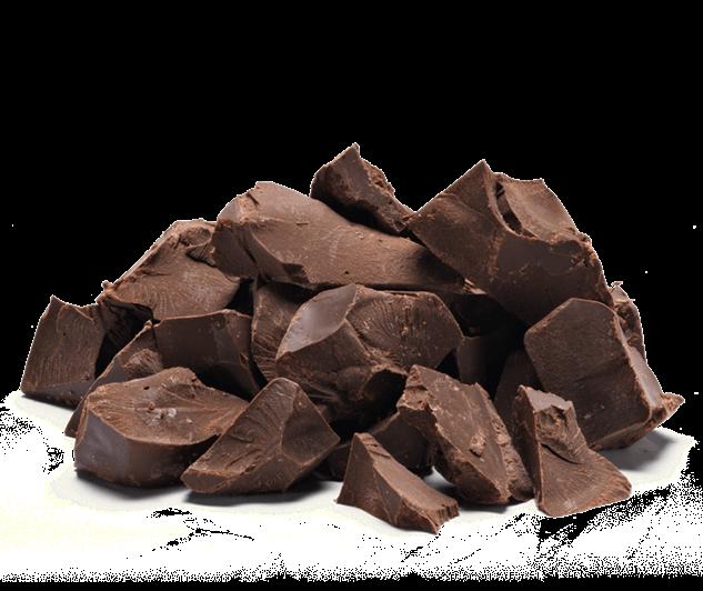 Удовольствие и польза горького шоколада