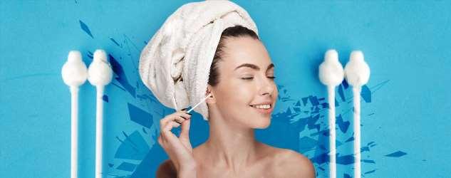 Гигиена ушей — отоларинголог рассказала, как правильно чистить уши и чем