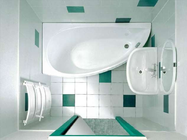 Как оформить современную ванную комнату