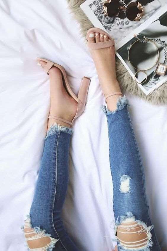 Как носить обувь на каблуках без неудобства и боли. 8 действенных советов