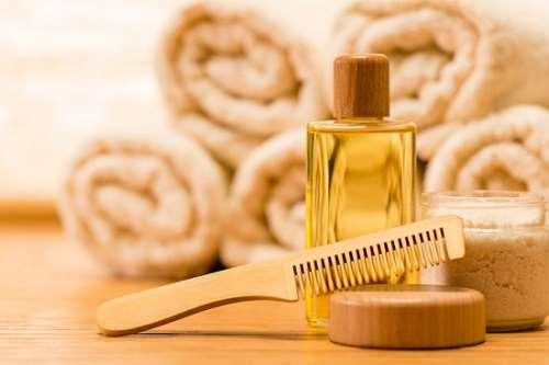 Миндальное масло для здоровья волос