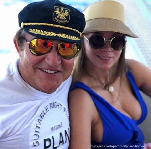 Жена Дмитрия Диброва устроила пальбу из автомата