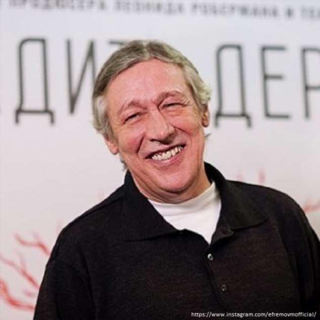 Михаил Ефремов зарабатывал астрономические деньги до коронавируса
