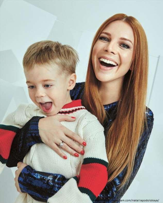Наталья Подольская устроила шикарный день рождения для сына