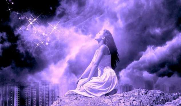 Положитесь на Вселенную, доверьтесь душе и поверьте в процесс
