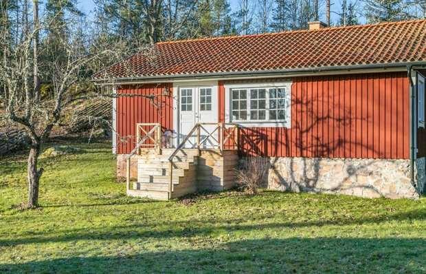 Простой дачный домик, который легко повторить: пример из Швеции