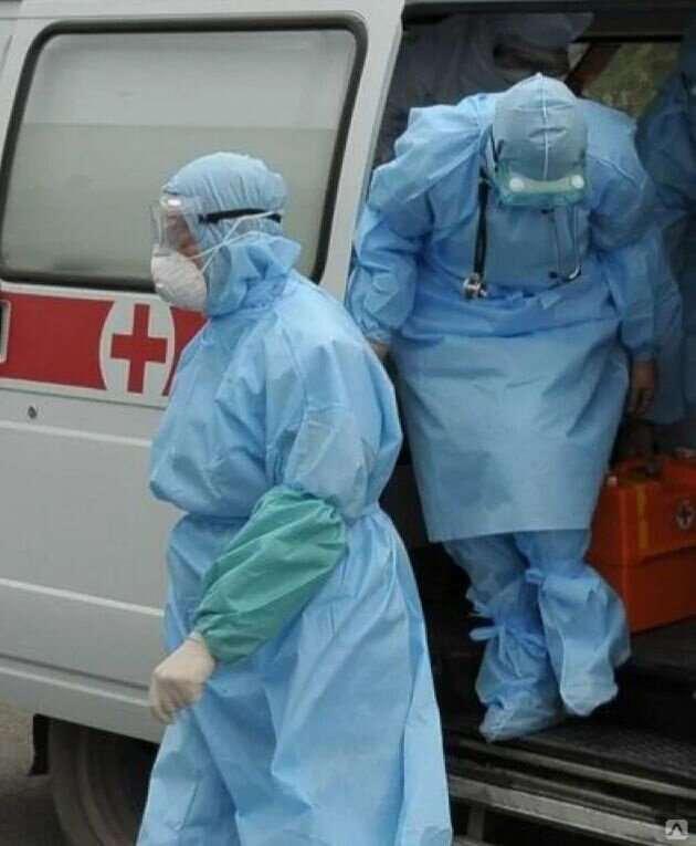 Как мы перевозим больных с ковид