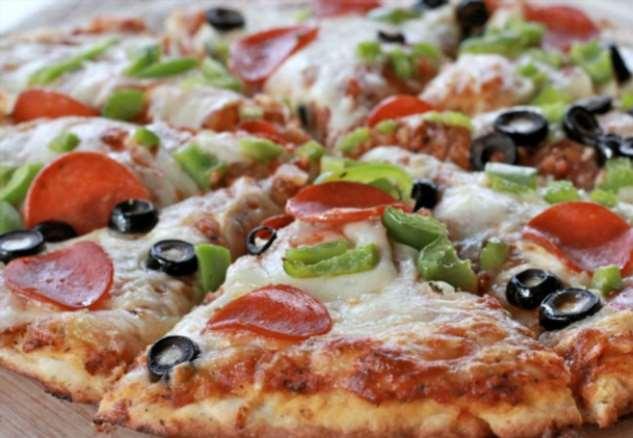 Настоящая итальянская пицца дома: урок итальянского повара