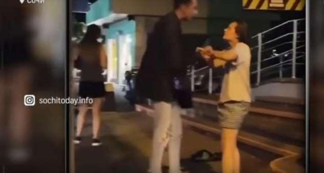 «Купи мне креветок, сука!» Видео