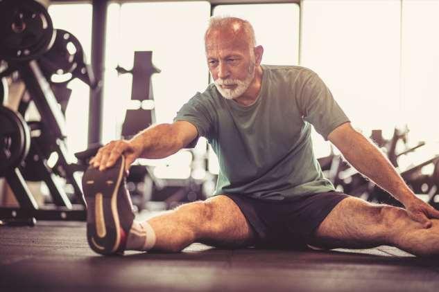 Растяжка помогает предотвратить болезни сердца, диабет и улучшить состояние сосудов