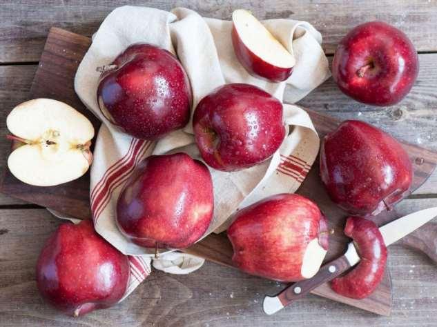Польза от употребления яблочной кожуры