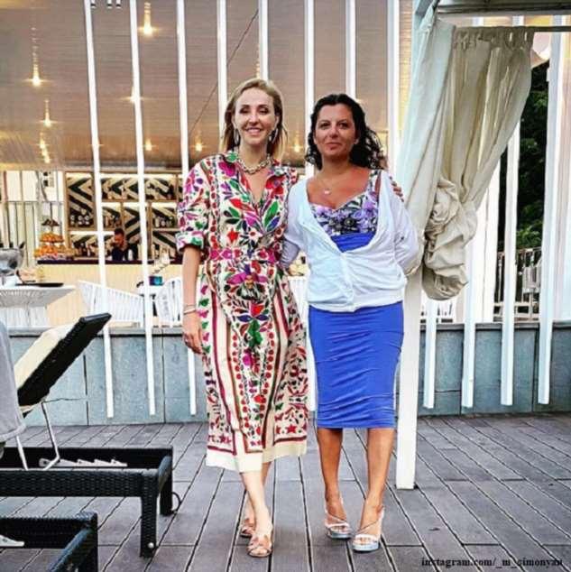 Маргарита Симоньян показала подросшую дочку — модницу
