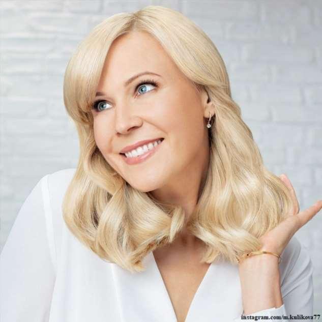 Мария Куликова сменила имидж