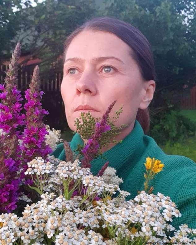 Мария Голубкина, сменив цвет волос, изрядно помолодела