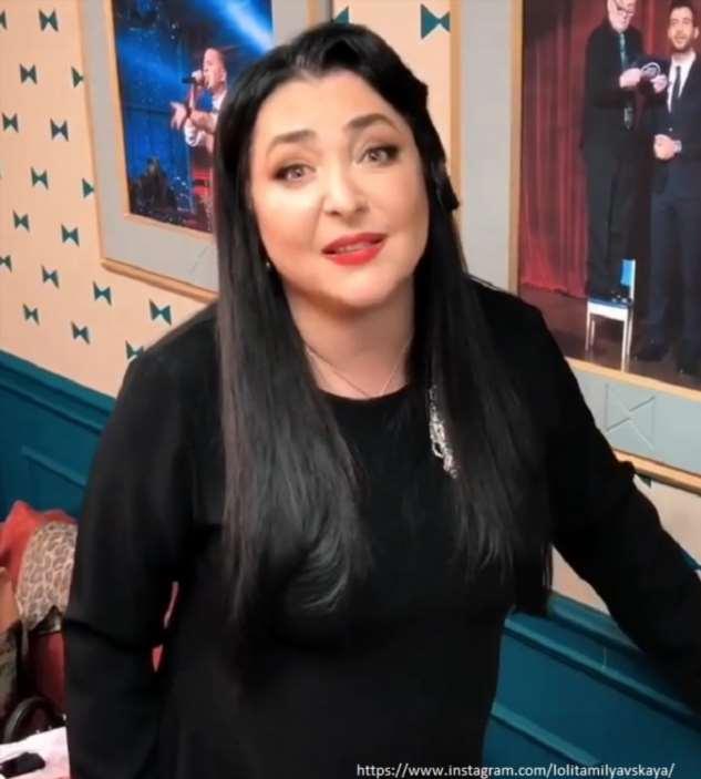 Лолита Милявская рассказала как похудела на самом деле