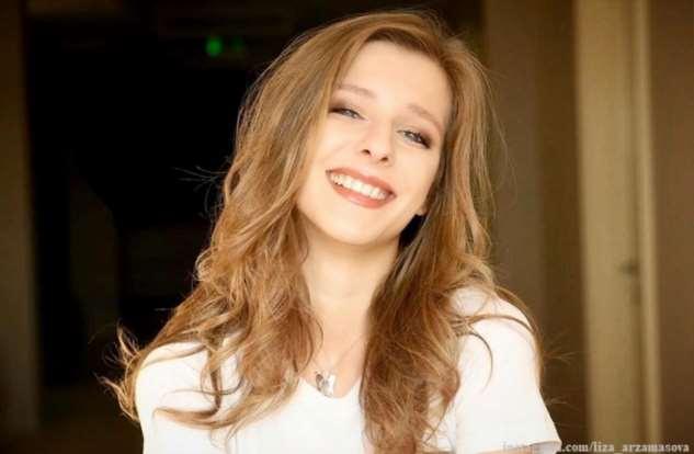 Елизавета  Арзамасова ответила критикам ее романа с Ильей Авербухом