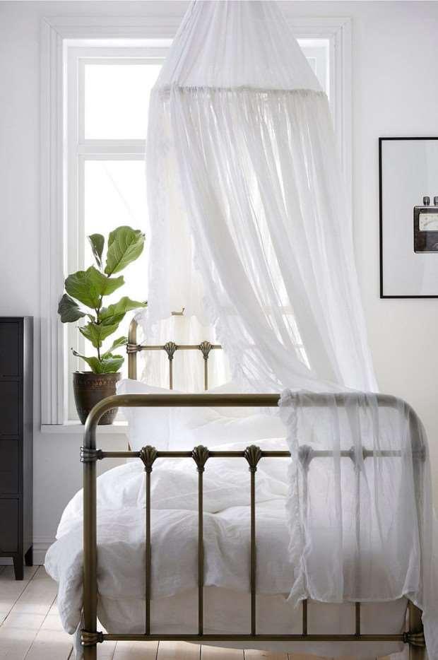 Летнее настроение в спальне: 10 лайфхаков