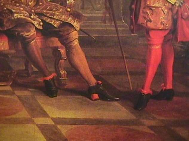 Как на обуви от Лабутена появилась легендарная красная подошва