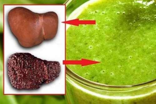 Лечение жировой дистрофии печени натуральным напитком!