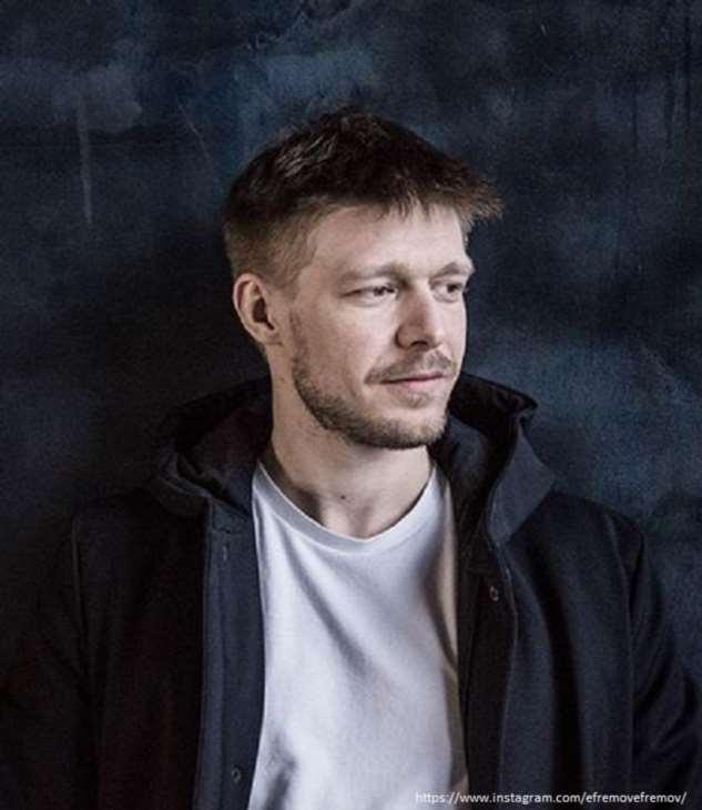 Никита Ефремов едва не стал жертвой насильника