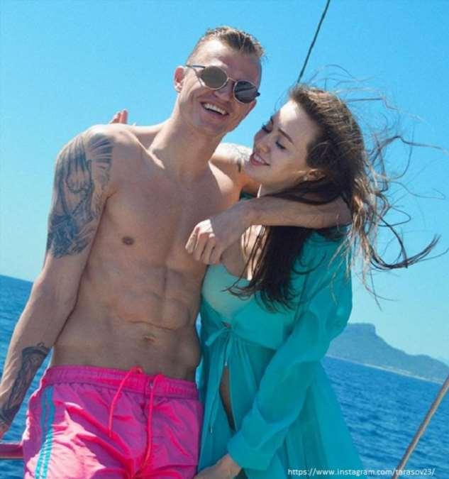 Жена Дмитрия Тарасова рассказала о ссорах с мужем