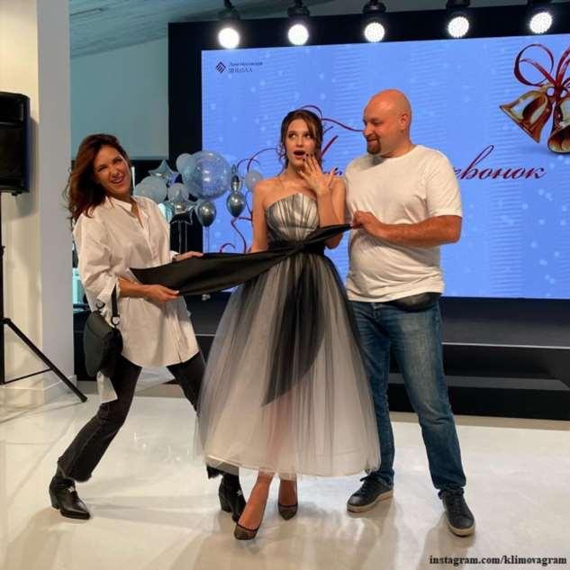 Екатерина Климова показала красавицу-дочь на фото и видео со школьного выпускного